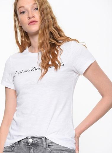 Baskılı T-Shirt-Calvin Klein